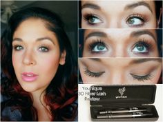 3D fiber lash mascara really works! and its so easy to use! Get yours at www.youniqueproducts.com/ambur