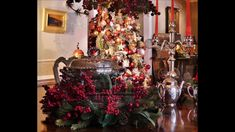Wishing everyone a very happy holiday! Happy Holidays, Silver Plate, Table Settings, Museum, Victorian, Christmas Tree, Table Decorations, American, Holiday Decor