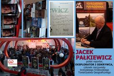 Mediateka hosted a polish legend JACEK PAŁKIEWICZ - a journalist, traveler and explorer! ^^