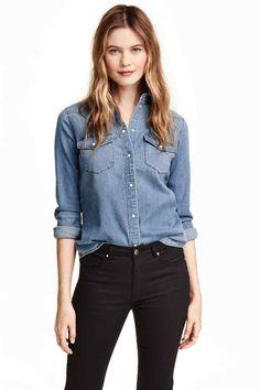 Camicia in jeans | H&M