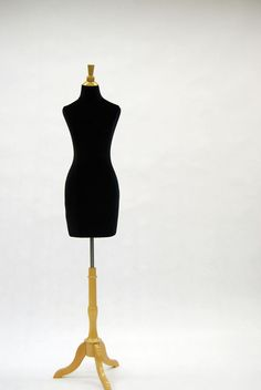 Dress Form Cover: Black – Mannequin Madness