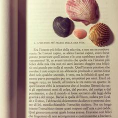 (mi piacciono le parole che provano a descrivere cosa è la felicità) Orhan Pamuk, Il museo dell'innocenza (Einaudi) Incipit scelto da Anna