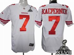 huge discount bff8e 6b31e czech 7 limited colin kaepernick san francisco 49ers super ...