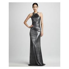 7c4c9648 awesome David Meister, Halter Gown, Latest Fashion Dresses, Holiday Dresses,  Dresses For