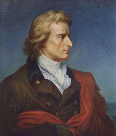 eternal-iceage:  Friedrich Schiller by Franz Gerhard von Kügelgen