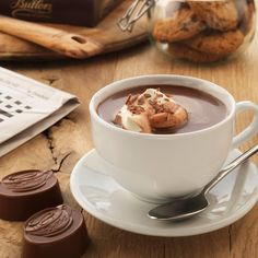 Because how else are you going to keep warm all winter? Best hot chocolate places in Dublin