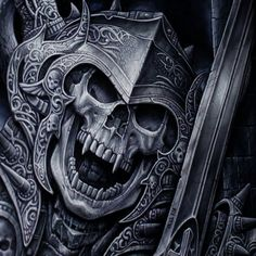 Image result for Images that are 1080x1080 Badass Grim Reaper game over