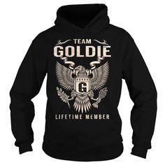 Team GOLDIE Lifetime Member - Last Name, Surname T-Shirt