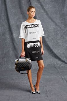 Moschino Resort 2016 - Collection - Gallery - Style.com