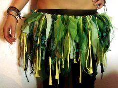 falda de hadas