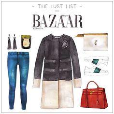 Sally Spratt : The Lust List