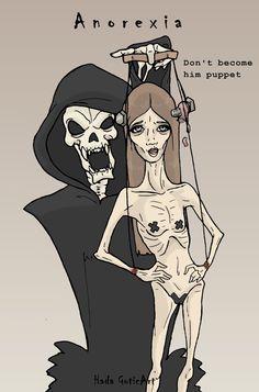 -Anorexia- by MySweetQueen.deviantart.com on @deviantART