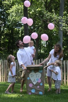 Baby Gender Reveal Gender Party, Baby Gender, Gender Reveal Photos, I Want A Baby, Maternity Photographer, Reveal Parties, Cool Baby Stuff, Baby Ideas, Photography Ideas
