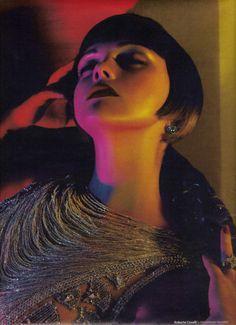 christina ricci by mert alas and marcus piggott for w magazine september 2006.