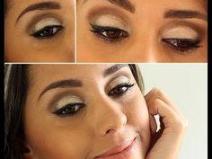 Maquiagem com as Sombras EuCapricho Wendy e Lili - por Luiza Gomes