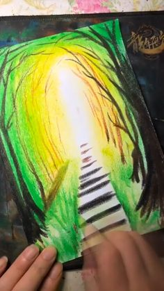 Items customers added to Wish Lists and registries most often in Grocery & Gourmet Food Crayon Art, Pencil Art Drawings, Art Drawings Sketches, Drawing Drawing, Oil Pastel Drawings Easy, Oil Pastel Paintings, Chalk Pastel Art, Soft Pastel Art, Drawing Scenery