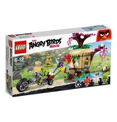 LEGO Angry Birds Bird Island Egg 75823