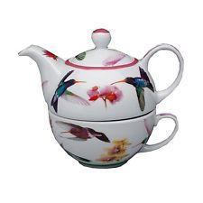 Paul Cardew Hummingbirds Tea For One BNIB