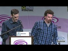 This Is the End: Seth Rogen and Evan Goldberg WonderCon Panel Introduction --  -- http://wtch.it/ww8I6