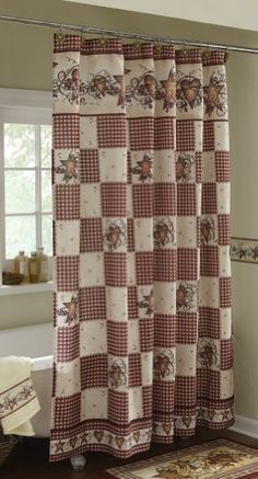 Collections Etc - Primitive Hearts And Stars Country Shower Curtain Collections,http://www.amazon.com/dp/B008NGW8U8/ref=cm_sw_r_pi_dp_8Qt2sb1EQX6YRYN9