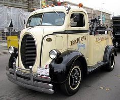Tow truck - awww, so cute!!