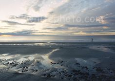 J. Kevin White Photography - Landscape and Scenic Photographs Wells Beach, Maine