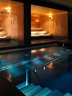 Gleneagles Hotel spa, #spapool #luxuryspa #spadesign