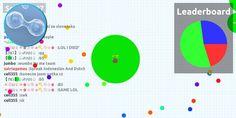 I Playing agarioplaygame.com