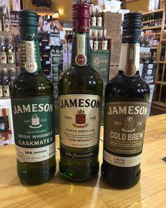 Jameson Irish Whiskey, Bourbon Whiskey, Whisky, Man Stuff, Cold Brew, Ipa, Scotch, Liquor, Beverage