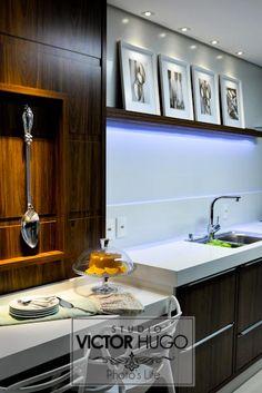 Projeto Maison d' Lourdes: Cozinha