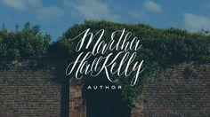 Martha Hall Kelly // Brand Reveal for Atlanta Author