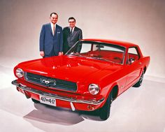 First generation Mustang!!