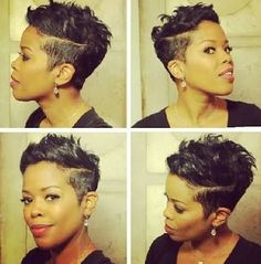 Image result for malinda williams haircuts