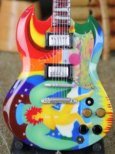 Miniature Replica #Guitar - Baby Angel