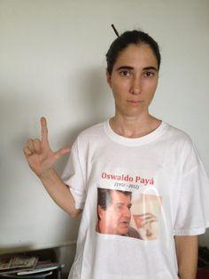Yoanis Sanchez  Libertad para Cuba