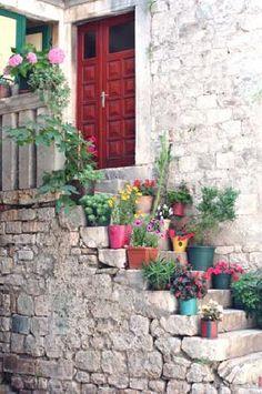 Trogir-Alleyway