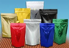 Manufacturer up to 8 Colour Rotogravure printedLaminated Vacuum pouches, Zipper bags, Stand up pouches, Laminated bags, Printed Rewind Rolls, Printed Coffee Bags, Retort Pouches, Coffee Valve, Aluminum Foil Gusset Coffee Bags, Zip Lock Bags.