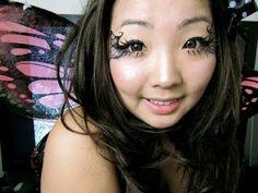 butterfly eyes makeup tutorial