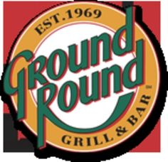 1980s Ground Round. Used to go with my grandpa and granny all the time!! I remember eating popcorn while watching silent black and white cartoons before our food came. Then I always got a balloon after dinner!!!
