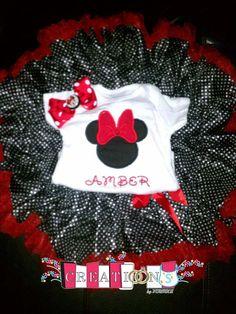 Minnie Mouse Birthday Set