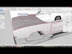 Introduction to SUbD for SketchUp - a parametric subdivision extension. Warehouse, Extensions, Hockey, Software, Ice Hockey, Barn, Storage Room, Field Hockey, Syllable