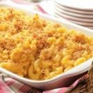 Ranch Mac and Cheese-my kids love this!  I use white cheddar instead of Colby