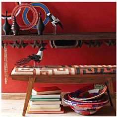West Elm offers modern furniture and home decor featuring inspiring designs and colors. Create a stylish space with home accessories from West Elm. African Crafts, African Home Decor, African Interior Design, African Design, Global Style, Global Design, West Elm, Ethno Design, African Theme
