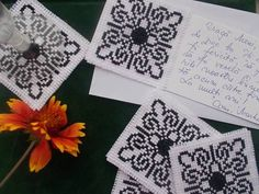 Quietness Cross Stitch Pattern by CamisTheCrossStitch on Etsy