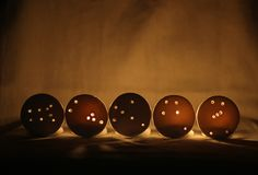 These DIY constellation votives on Design Sponge are so dreamy. Crafts For Kids, Arts And Crafts, Diy Crafts, Diy Presents, Survival, Votive Candles, Room Themes, Baking Clay, Constellations
