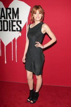 bella thorne warm bodies premiere | Bella Thorne Pictures & Photos - Warm Bodies Los Angeles Premiere ...