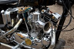 Chromed Iron.