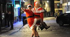 #Boozy #Brits Pre-#Christmas #Blowout #Leaves At Least #Three #Police #Officers #Injured