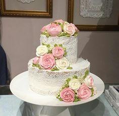 #cake #bolo #casamento #noivado #wedding #flowers #flores #doce #rosas #cake #bolo
