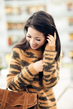 The Always Fashionable Sweater...Which Also Happens Be OH SO Comfy! - Fab You Bliss
